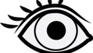 Pair Eyes Clipart Black And White – HD Wallpaper Gallery
