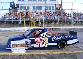 ARCA Truck Racing: A Year Of Firsts: Shawn Szep Wins First Rocco ...
