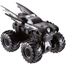 100 Monster Truck Batman Hot Wheels Jam Rev Tredz Vehicle Walmartcom