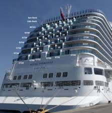 Carnival Fantasy Riviera Deck Plan by Royal Princess Aft Cabin B739 Cruise Critic Message Board Forums