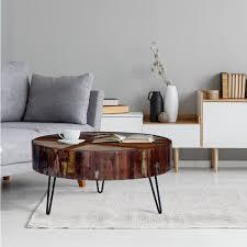 Ellis 4piece Top Grain Leather Living Room Set