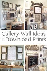 Kitchen Wall Ideas Pinterest by Best 25 Kitchen Gallery Wall Ideas On Pinterest Kitchen Prints