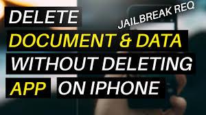 How to delete