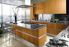 Ultra Modern Italian Kitchen Design Home Decor