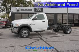 Cab Chassis Trucks For Sale In Oklahoma