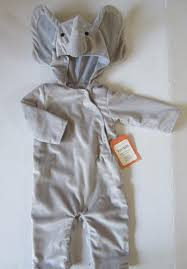 Pottery Barn Kids Baby Elephant Costume NWT Size 6-12 Or 12-18 ... Store Locator Pottery Barn Kids Margherita Missoni Halloween Costumes New Butterfly Fairy Animal Bath Wraps Australia Splish Splash Nursery Trend Report 17 Best Novelty Robes Images On Pinterest Dress And For Kids 219 Christmas Girls Nightgown Pink White The Gown Is Like Sleepwear 166697 2pc North Pole Robe Doll Outfit 1756 Potter Solid Hooded Plush Fleece