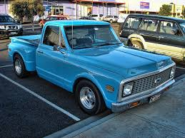 100 1971 Chevy Truck C10 Pickup Dont Know If This One Was Part Of T Flickr