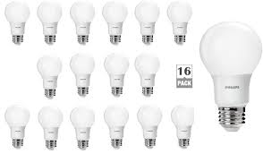 coupons and freebies 16 pack philips a19 non dimmable 60w