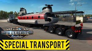 100 Most American Truck Simulator Rolls Out Special Transport DLC Which You