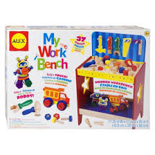 Step2 Workbenches U0026 Tools Toys by Alex My Work Bench 37 Piece Play Set Target
