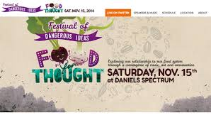 Festival Of Dangerous Ideas Food For Thought