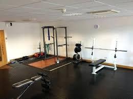 Home Gym Floor Mats Pick Up Strips Dark Cork Flooring For Kitchen