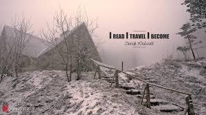Travel Quotes Derek Walcott