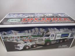 2008 Hess Toy Truck And Front Loader | EBay