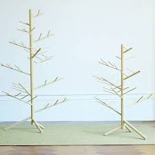 3ft Christmas Tree by Contemporary Wooden Alternative Branch Christmas Tree By Demelza