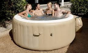 Portable Bathtub For Adults Uk by Lay Z Spa Monaco Tub Free Starter Kit Official Uk Site