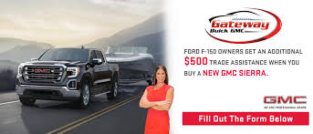 100 Trade Truck For Car Gateway Buick GMC Is A Dallas Buick GMC Dealer And A New Car And