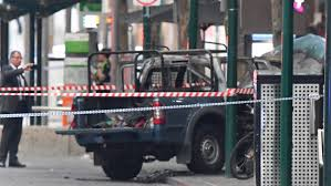 100 The Burnt Truck Australia Police Melbourne Attacker Also Planned Explosion Fox News