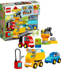 100 Toy Cars And Trucks LEGO DUPLO My First And