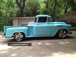 100 1959 Chevy Panel Truck One Ton