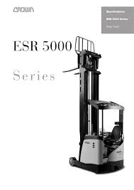 Reach Trucks ESR 5000 - CROWN - PDF Catalogue | Technical ... Various Of Crown Bt Raymond Reach Truck From 5000 Youtube Asho Designs Full Cabin For C5 Gas Forklift With Unrivalled Ergonomics And Ces 20459 20wrtt Walkie Coronado Equipment Sales Narrowaisle Rr 5200 Series User Manual 2006 Rd 5225 30 Counterbalanced Forklifts On Site Forklift Cerfication As Well Of Minnesota Inc What Its Like To Operate A Industrial All Star Refurbished Electric Double Deep Hire 35rrtt 24v Stacker 3500 Lbs 210