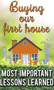 Tips For First Time Homebuyers Neither Of Us Are Timers But This Will Be Our Buying A House Together Buy Home Your