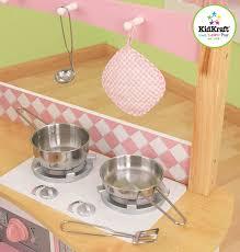 Kidkraft Grand Gourmet Corner Kitchen Play Set by Buy Kidkraft Grand Gourmet Corner Kitchen Online At Low Prices In