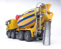 100 Bruder Cement Truck Amazoncom Scania RSeries Mixer Toys Games