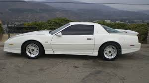 1987 Pontiac Firebird Trans Am For Sale Near Oxnard, California ...