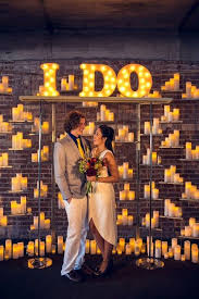 Awesome Indoor Wedding Ceremony Backdrops