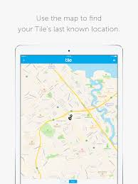 tile find lost phone on the app store