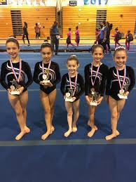 Usag Level 3 Floor Routine 2014 by New York State Womens Gymnastics