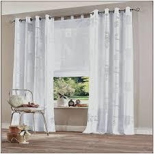 gardinen moderner landhausstil wohnzimmermöbel ideen
