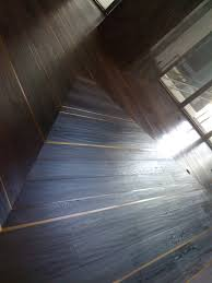Zep Floor Finish For Stained Concrete by Wood Floors With Metal Inlays Floorings Pinterest Metals