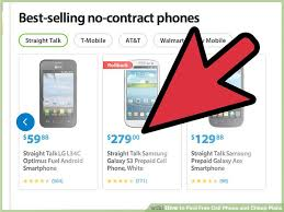 How to Find Free Cell Phone and Cheap Plans 11 Steps