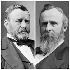 As A Matter Of Fact Rutherford B Hayes Was Invited To The White House By Outgoing President Ulysses S Grant And He Sworn In 19th