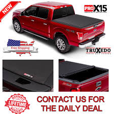 15-18 F-150 TruXedo Pro X15 Low Profile Roll-Up Tonneau 5.6' Bed ... Truck Bed Covers Driven Sound And Security Marquette Best Buy In 2017 Youtube Pickup Trucks 101 How To Choose The Right Cover Carmudi Access Lomax Hard Trifold Sharptruckcom Peragon Retractable Alinum Review Weathertech Roll Up Honda Ridgeline Luxury New 2019 Rtl Highway Products Inc Northwest Accsories Portland Or Bak Industries 39102 Revolver X2 Rolling Retrax Sales Installation