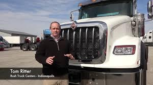 100 Rush Trucking Center HX Walkaround Tom Ritter Truck Indianapolis YouTube