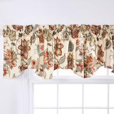 Jacobean Floral Design Curtains by Celine Jacobean Floral Window Treatment