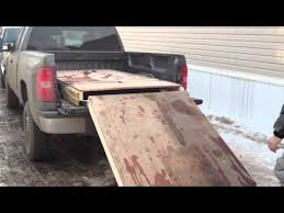 sled deck on a 1989 toyota pickup archive snowandmud com