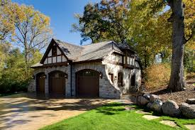 Luxury garage doors garage traditional with stone path gable roof