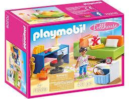 playmobil dollhouse jugendzimmer 70209