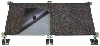 esd flooring options for raised access floors
