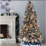 Sears Artificial Christmas Trees Unlit by 40 Off Christmas Trees At Sears