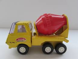 100 Vintage Tonka Truck Toys Vinage Cement Small Etsy