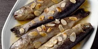 comment cuisiner la truite truites meunières facile et pas cher recette sur cuisine actuelle