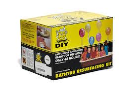 diy bath resurfacing surface protect glass cleaning glass