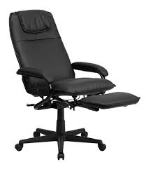 Reclining Gaming Chair With Footrest by Best Reclining Office Chair
