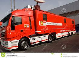 100 Ferrari Truck Of Scuderia Editorial Stock Photo Image Of Transport