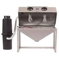 Abrasive Blast Cabinet Vacuum by Vacuum Sandblaster Ebay